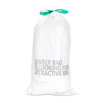 Lot 20 sacs poubelle perfectfit g 23-30 litres