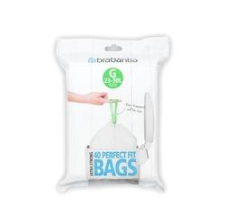 Achat en ligne Lot 40 sacs poubelle perfectfit G 30 litres