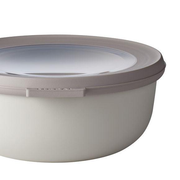 Contenitore per conservazione in plastica Cirqula bianco 750ml