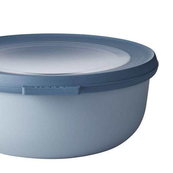 Boite conservation plastique Cirqula nordic bleu 2250ml