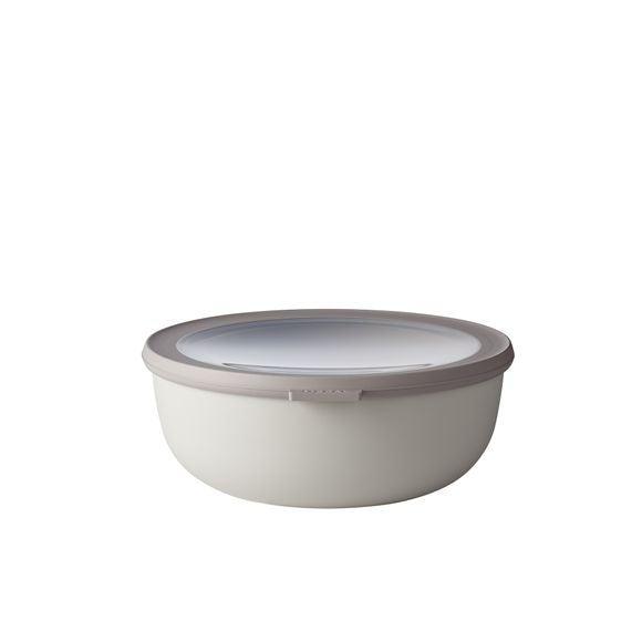 Contenitore per conservazione in plastica Cirqula bianco 2250ml