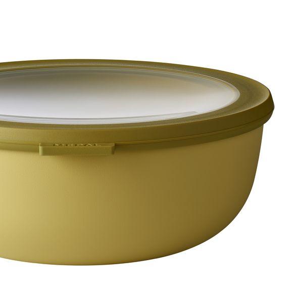 Contenitore per conservazione in plastica Cirqula giallo 750ml
