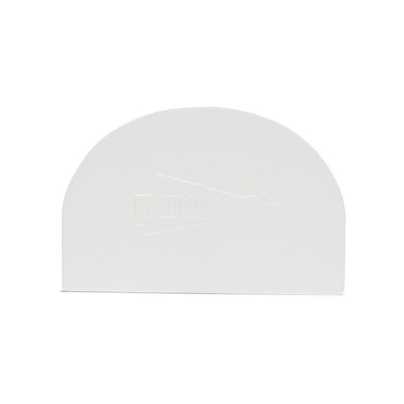 compra en línea Rasqueta o paleta de repostería blanca (12 cm)