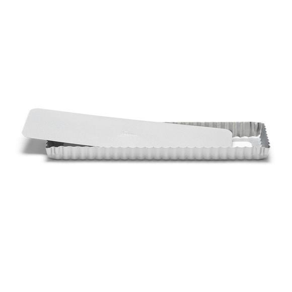 acquista online Tortiera con fondo amovibile rivestito 35x11x2,5cm