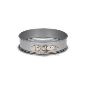 Moule à manqué avec fond amovible en métal 16cm