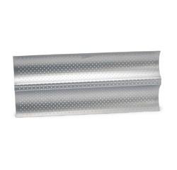 Achat en ligne Moule à 2 baguettes en métal perforé antiadhésif 38x32cm