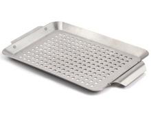 Achat en ligne Panier rectangulaire grill barbecue 32,5x18,5cm