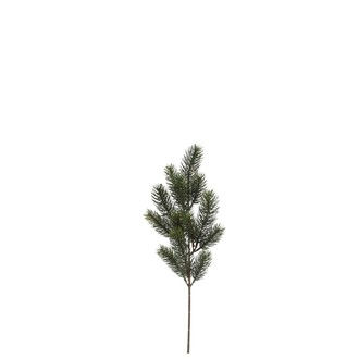 Branche artificielle de sapin vert 50cm