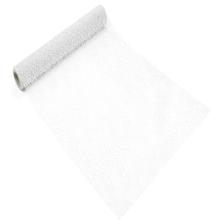 Achat en ligne Chemin de table crispy blanc 2,5x0,28cm