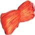 Pelote en 100% raphia orange 25gr