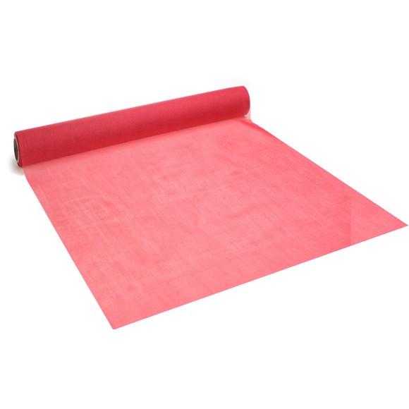 Achat en ligne Chemin de table cranberry 0,4x3,5m