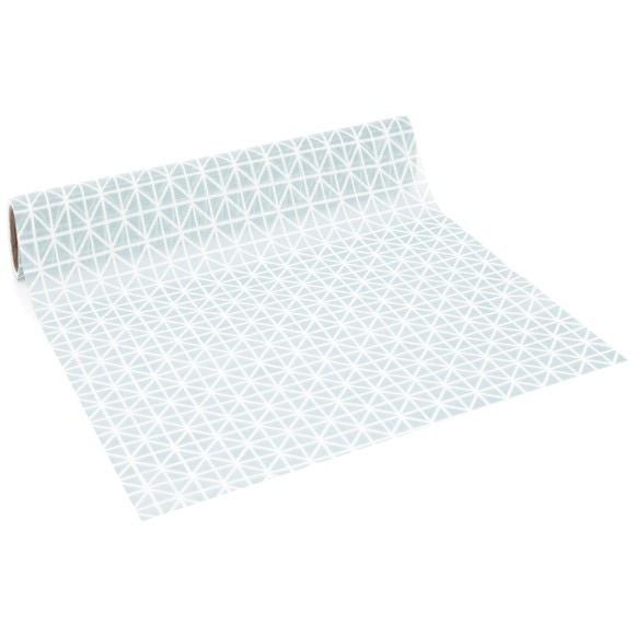 Achat en ligne Chemin de table imprimé origami ciel 0,28x2,5cm