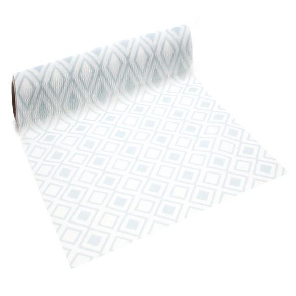 Achat en ligne Chemin de table imprimé retro ciel 0,28x2,5m