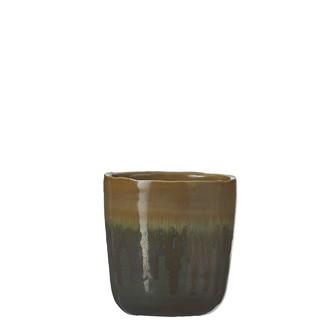 Cache pot rond Janis h11,5xd11cm