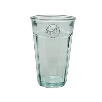 Verre en verre recyclé