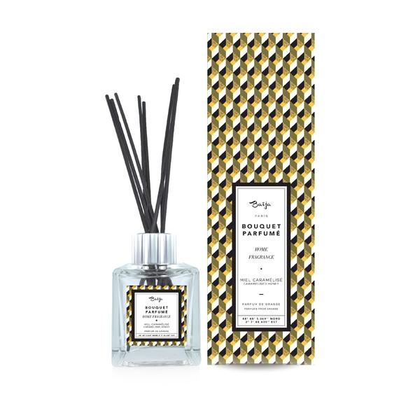 Achat en ligne Bouquet parfumé miel caramélisé 100ml