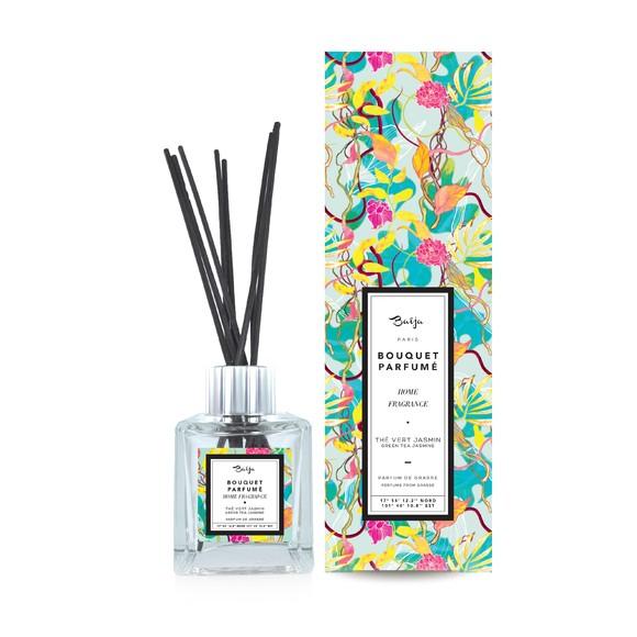 Achat en ligne Bouquet parfumé thé vert jasmin 100ml