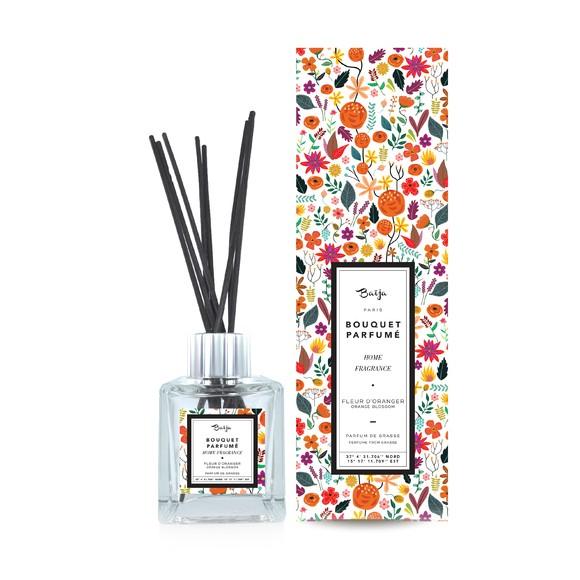 Achat en ligne Bouquet parfumé fleur d'oranger 100ml