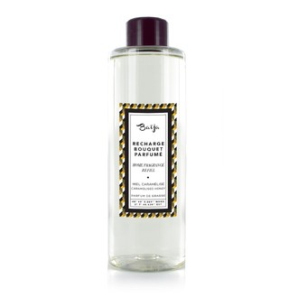 Recharge bouquet parfumé miel caramélisé 100ml