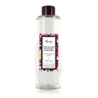 BAIJA - Recharge bouquet parfumé rose litchi 200ml