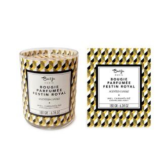 BAIJA - Bougie parfumée miel caramélisé 100ml