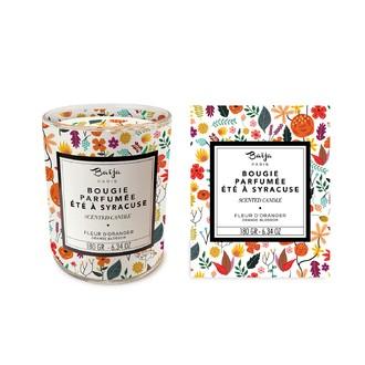 BAIJA - Bougie parfumée fleur d'oranger 180g