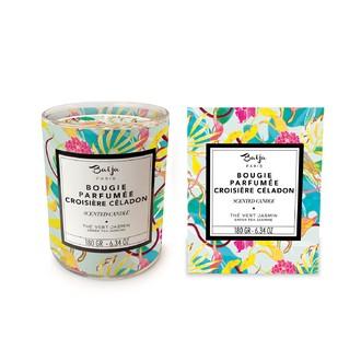 BAIJA - Bougie parfumée thé vert jasmin 180g