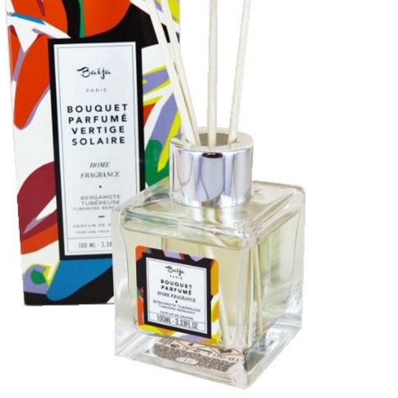 Achat en ligne Bouquet parfumé bergamote tubereuse 100ml