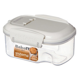 Boîte de conservation avec bec verseur mini bakery 285 ml