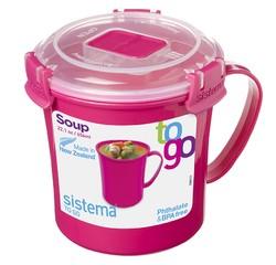 Achat en ligne Mug à soupe différents coloris To Go 660mL