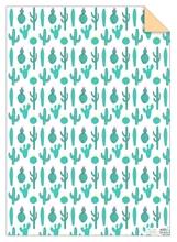 Achat en ligne Feuille de papier cadeau Cactus 50x70m