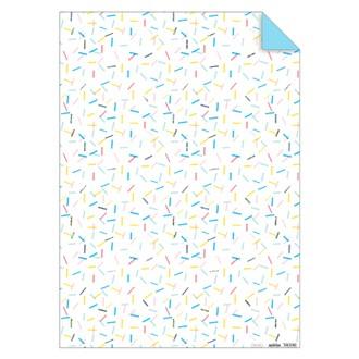 MERI MERI - Feuille de papier Sprinkles 50x70cm