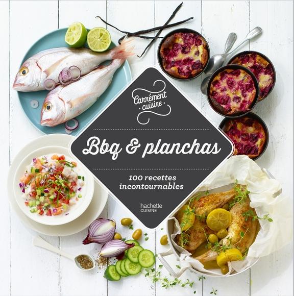 Achat en ligne Livre de cuisine 100 recettes barbecues et planchas