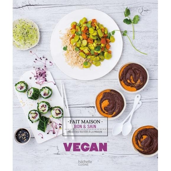 Livre de recette Vegan