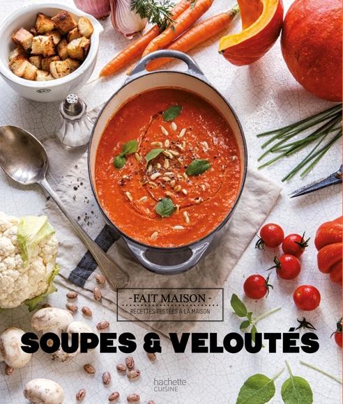 Achat en ligne CUISINE fait maison soupes et veloutes