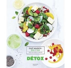 Achat en ligne Livre de cuisine Detox fait maison Bon&Sa