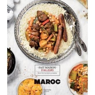 Livre de cuisine Maroc