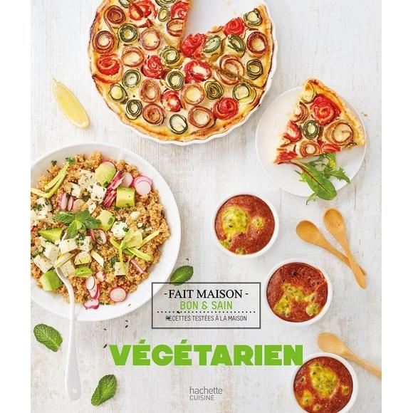 Livre de cuisine Végétarien