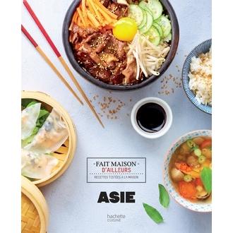 Livre de cuisine Asie