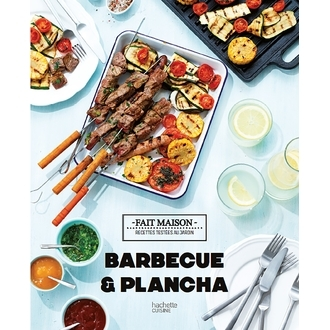 Livre de cuisine Fait maison barbecue et plancha