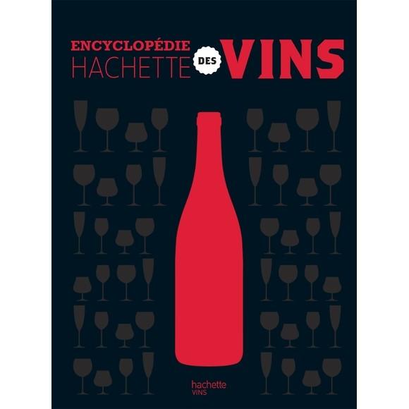 Livre Encyclopédie des vins