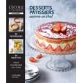 Livre de cuisine Dessert pâtissiers comme un chef