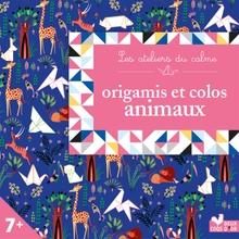 Achat en ligne Origamis et colos animaux