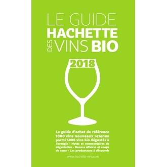 HACHETTE Guide des vins bio