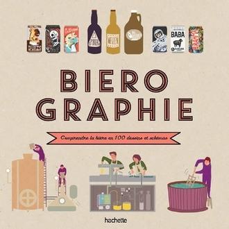 Hachette - livre biérographie
