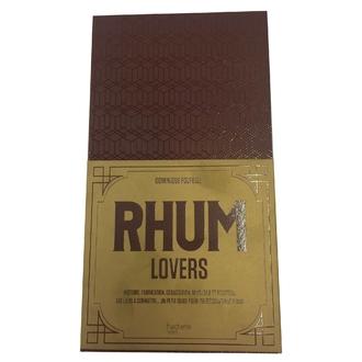HACHETTE - Livre Rhum lovers