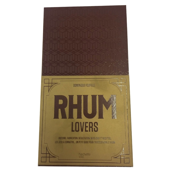 Livre Rhum lovers