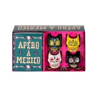 HACHETTE - Coffret Un apéro à Mexico