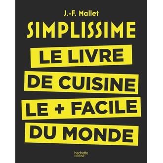 HACHETTE - Livre de cuisine Simplissime
