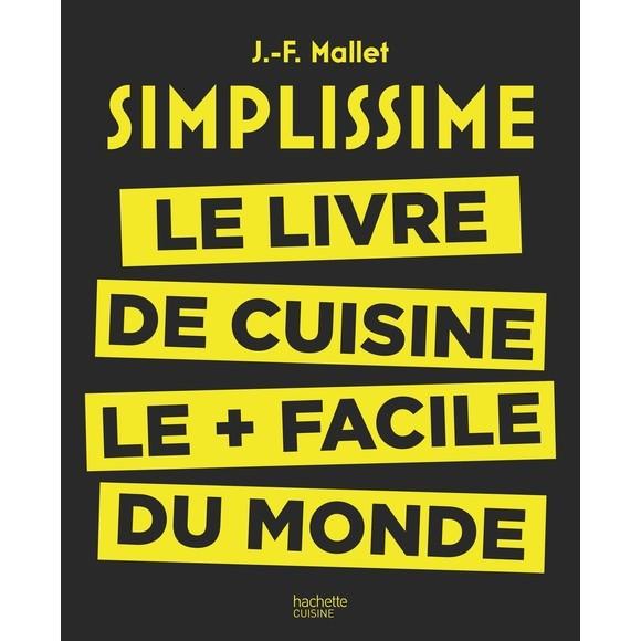 Achat en ligne Livre de cuisine Simplissime